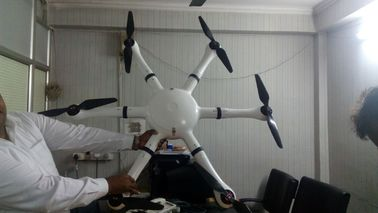 China Police UAV,Drone Hexacopter Google Map  Navigation,Autopilot 5km flight and Video distance supplier