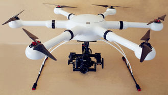 China Unmaned Aerial Vehicles professional for police aerial Inspection Drones Hexacopter supplier