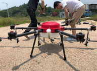 Autonomous Obstacle Avoidance Waterproof  Agriculture Protection Spray Drone 20kg Payload Smart Nozzles Autonomously