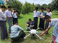 Unmaned Aerial Vehicles 5KG payload Hexacopter for special delivery and Police inspection tasks