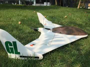 Fixed-Wing Drone, 90mins flight time for mapping,long time tasks,measurements