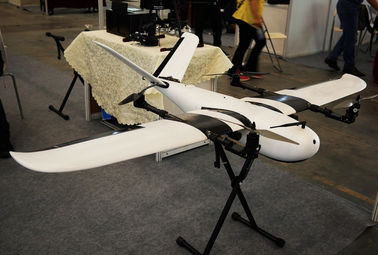 Tilting Motor Automatically VTOL Drone Tailored For Your VTOL Applications 1.8Meters Wingspan 100Mins Endurance