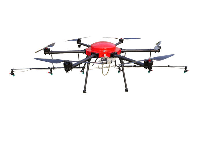 Autonomous Obstacle Avoidance 20L Waterproof Farm Autonomous Spary Drone, Hexacopter Agriculture Plant  Protection